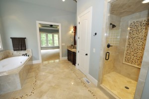 Bathroom remodeling vancouver wa scherer enterprises for Bathroom remodel vancouver wa