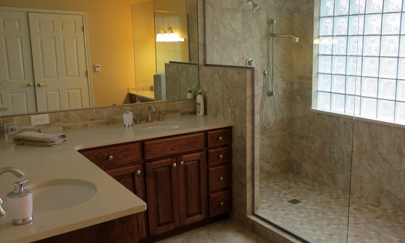 Bathroom Remodel – After