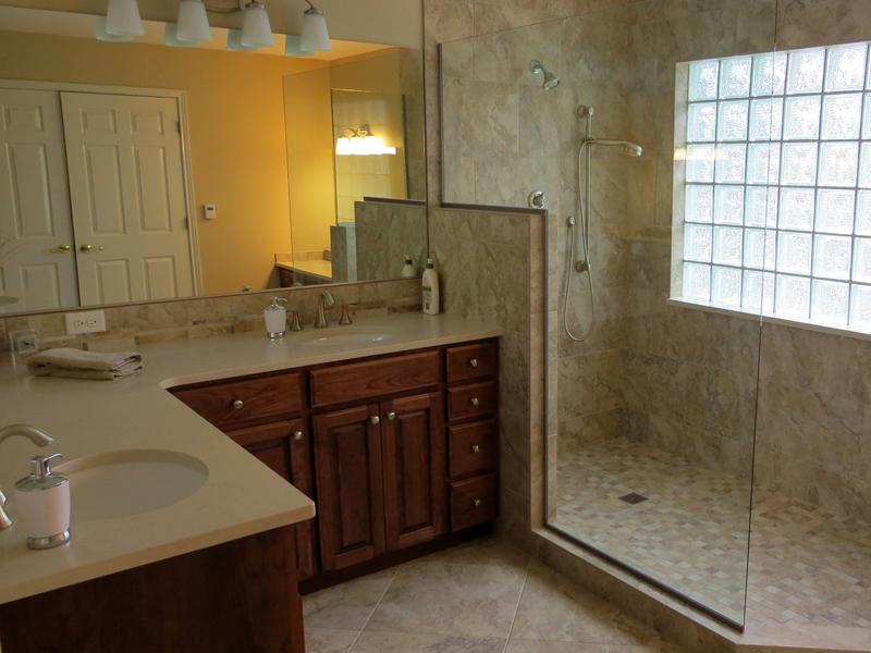 Recent vancouver washington bathroom remodel scherer for Bathroom remodel vancouver wa