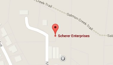 Scherer Enterprises on Google Maps